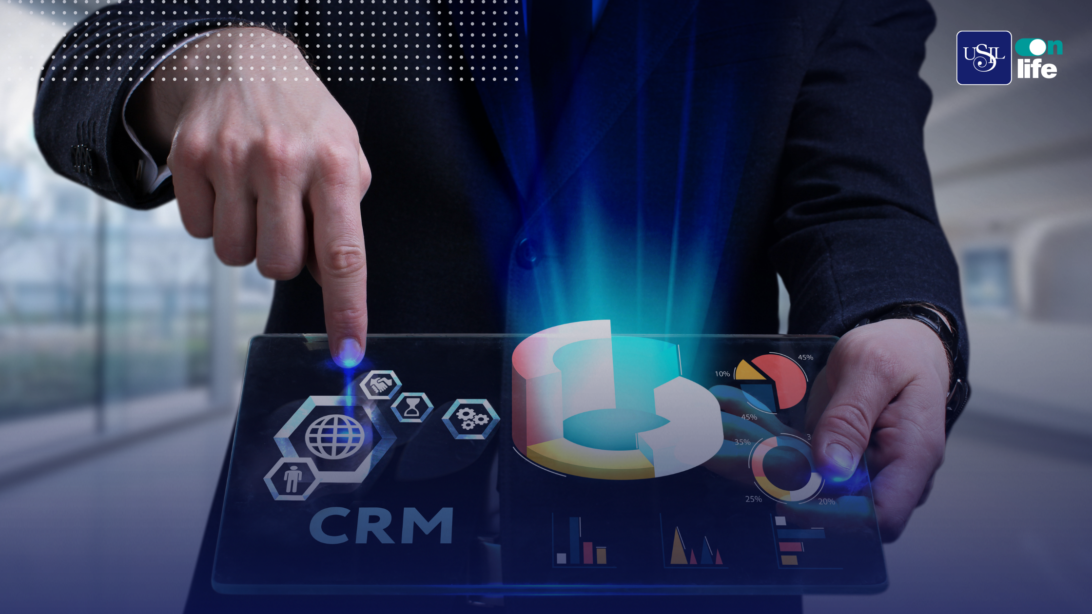 CRM marketing automotion